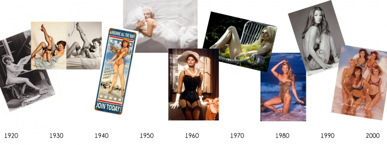 The History of Boudoir timeline: women empowerment from glam shots to modern boudoir