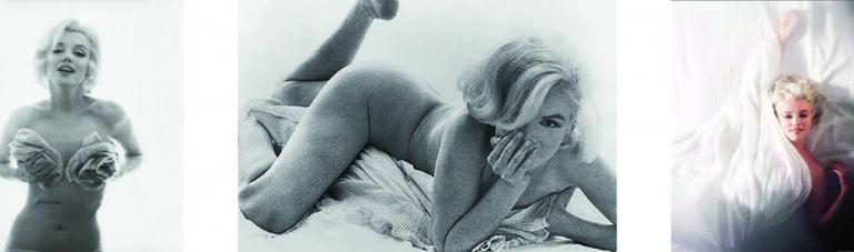 Marilyn Monroe pin up photos inspired Modern Boudoir
