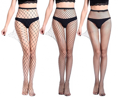 fishnet three pack