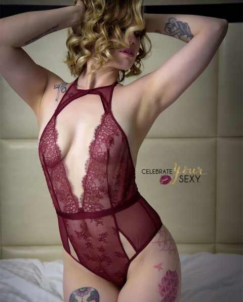 Boudoir lingerie ideas body suit