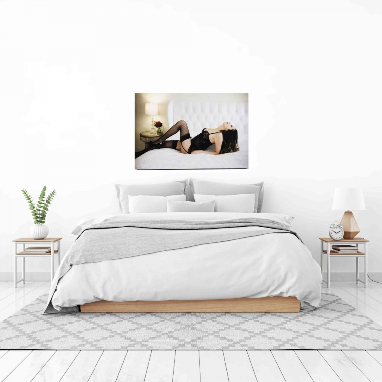 CYS products canvas print