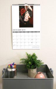 Boudoir Calendar
